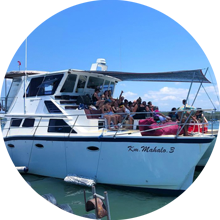 private yacht hire in Bali